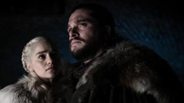 Jon Snow-Danaerys