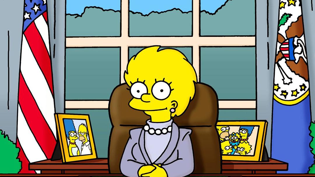 Lisa Simpson, Los Simpson, Al Jean, LGTB