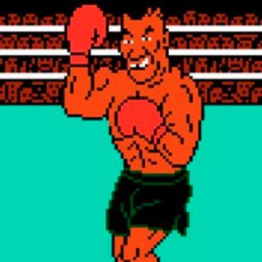 Myke Tyson, Punch Out, Nintendo, Juego