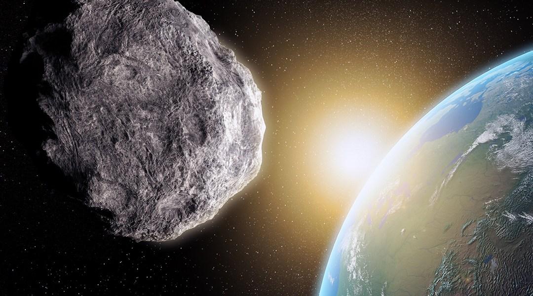 NASA, Asteroide, Impacto, Simulación