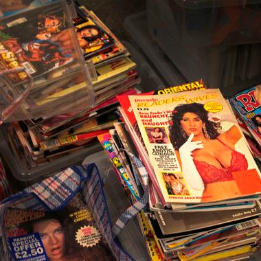 Revistas porno