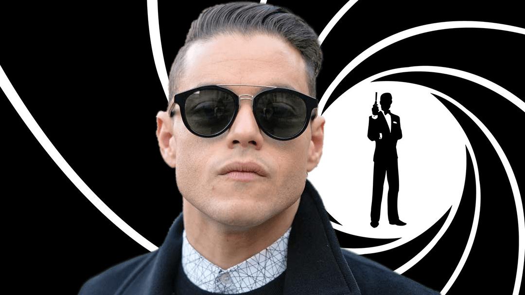 Rami Malek-Villano-James Bond