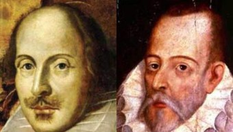 Shakespeare-Cervantes-Muerte