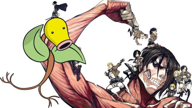 Shingeki no Kyojin, Temporada 3, Pokémon, Opening