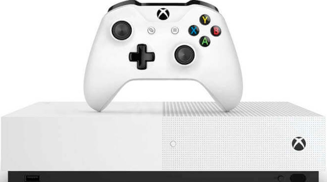 XBox One, All Digital, Lector Discos, Filtración