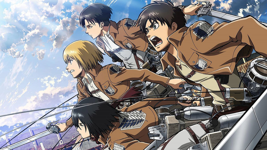 Attack on Titan, Shingeki no Kyojin, Imdb, Calificación