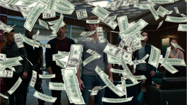Avengers Endgame, James Cameron, Titanic, Taquilla