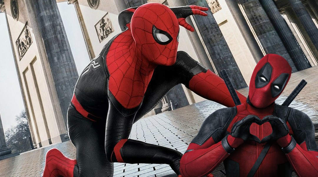 Deadpool-Spider-Man-3