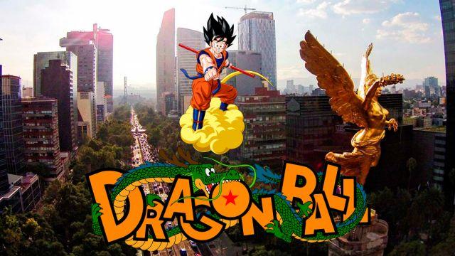 Dragon Ball, World Adventure, Exposición, México
