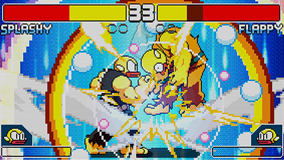 Flappy Bird, Flappy Fighter, Videojuego, Peleas