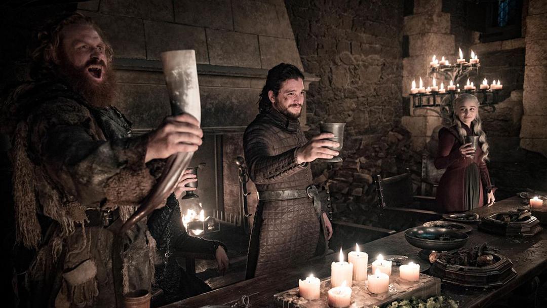 Game of Thrones-Episodio 4-Taza de Café