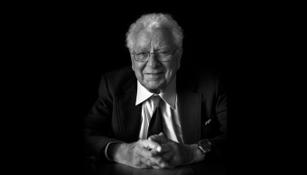 Murray Gell-Mann circa 2014