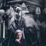 H. R. Giger, el famoso creador de Alien