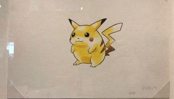 Pokémon, Museo Británico, Ken Sugimori, Ilustraciones