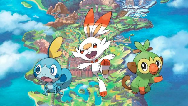 Pokémon, Sword and Shield, Pokedex, Filtrada