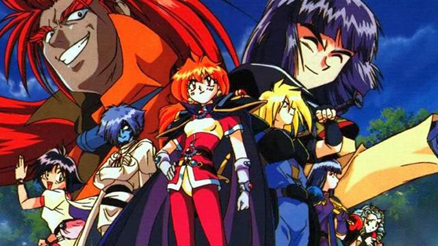 Slayers, Hajime Kanzaka, Light Novels, Anime