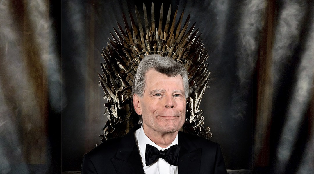 Stephen King, Game of Thrones, The Eyes Of The Dragon, Hulu