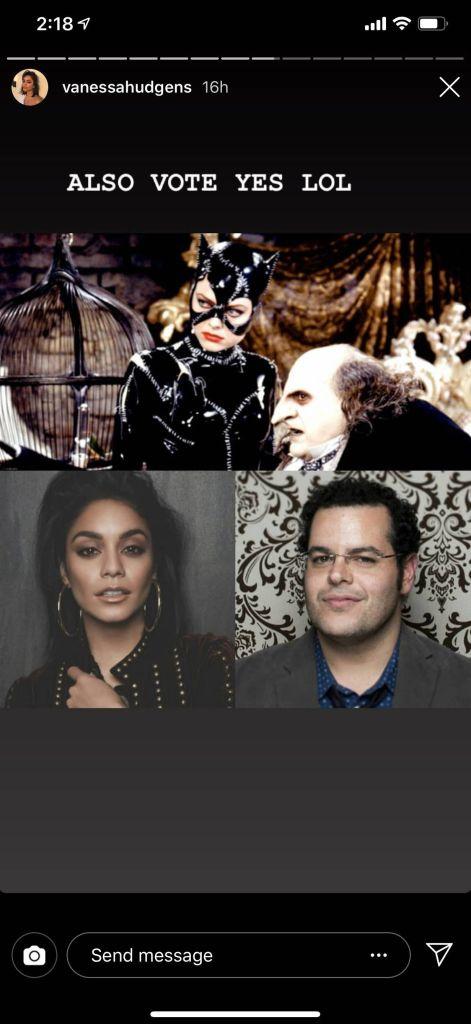 Vanessa Hudgens, The Batman, Catwoman, Gatubela