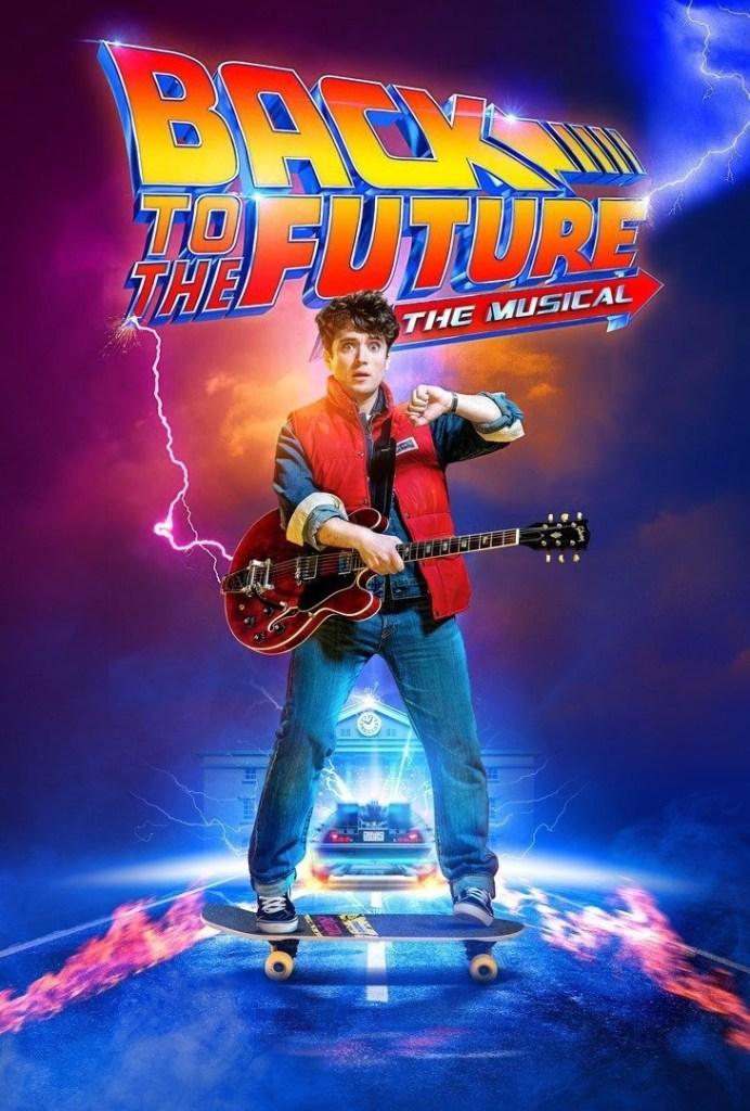 Volver al Futuro, Back To The Future, Musical, Estreno