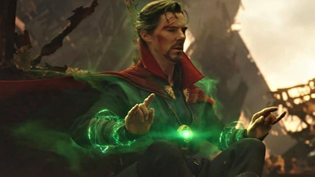 Avengers Endgame, Dr Strange, Spoilers, Teoría
