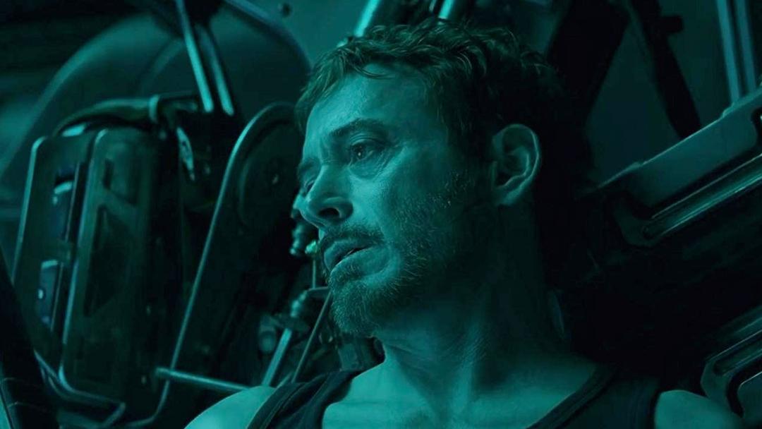 Avengers Endgame, Iron Man, Chasquido, Spoilers
