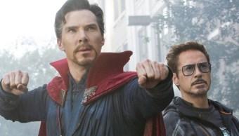 Avengers Endgame, Iron Man, Dr Strange, Spoilers