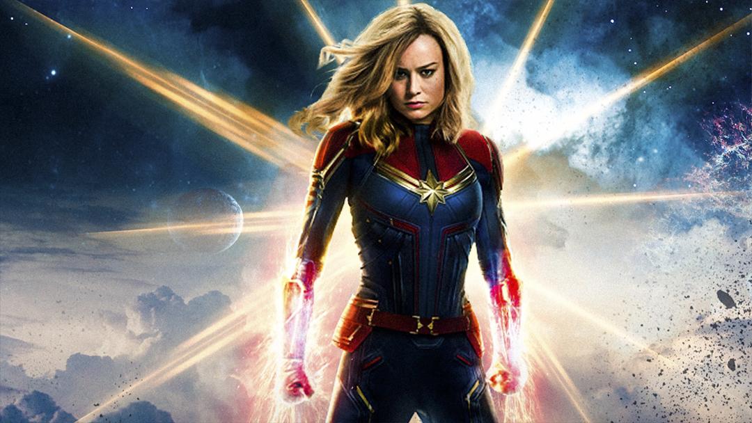 Captain Marvel, Pelea, Final, Película
