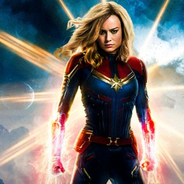 Captain Marvel, Pelea, Final, Película