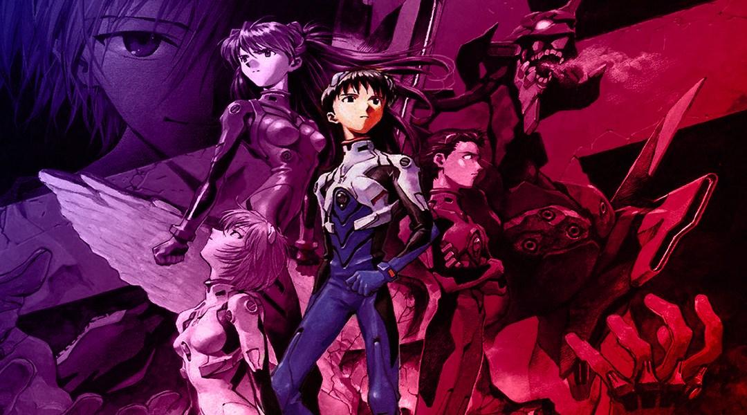 Personajes del anime Neon Genesis Evangelion