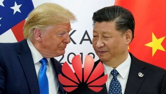 Huawei, Donald Trump, Estados Unidos, China
