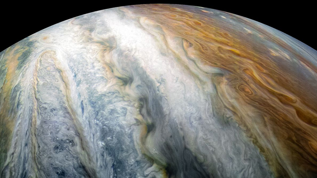 Júpiter, NASA, Lunas, Tierra