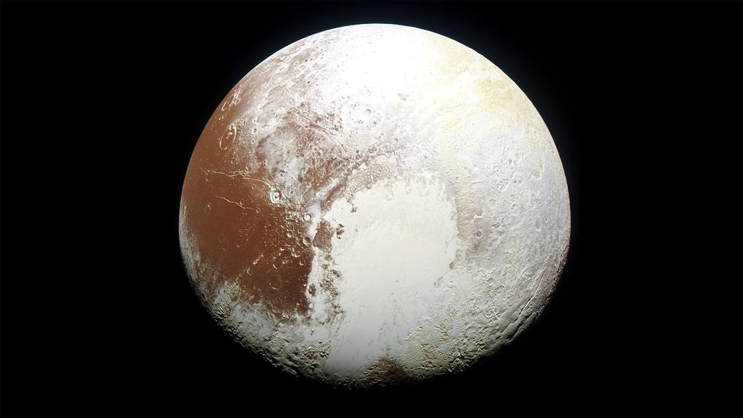 NASA, Plutón, Vida, Agua