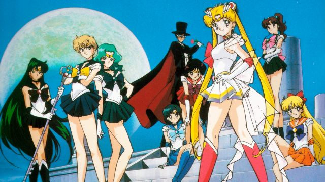 Sailor Moon S, Sailor Moon, Musical, 2020