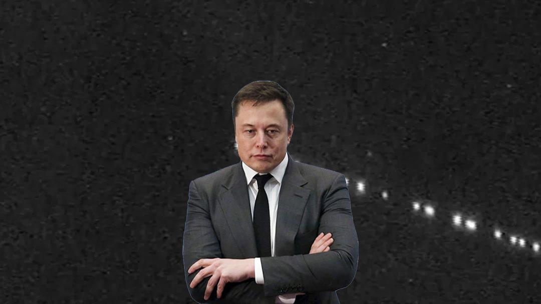Satélites-Elon Musk-Espacio