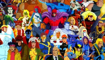 X Men, Serie Animada, Reboot, Disney