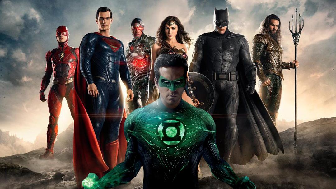 Zack Snyder, Justice League, Green Lantern, Snyder Cut