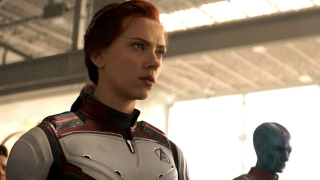 Foto Black Widow Avengers Endgame 2 Julio 2019