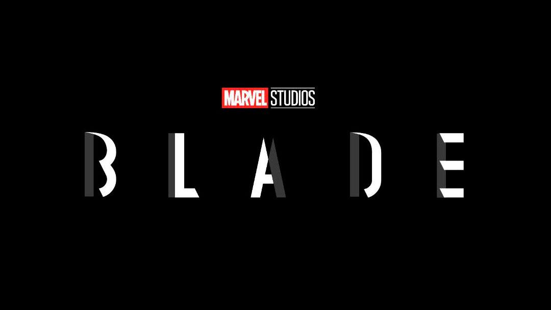 Logotipo oficial de Blade presentado en la Comic Con