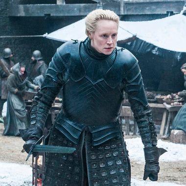 8/07/19 Brienne De Tarth, Game Of Thrones, Gwendoline Christie, Emmy