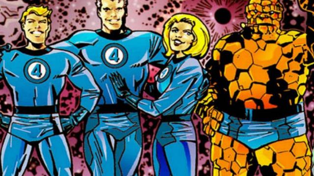 The Eternals llega a la Fase 4 de Marvel en 2020 — Oficial