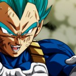 Dragon Ball, Naotoshi Shida, Vegeta, Dibujo