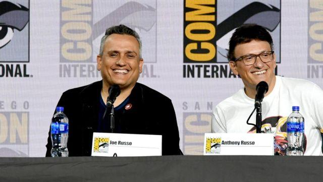 Hermanos Russo en la Comic Con de 2019
