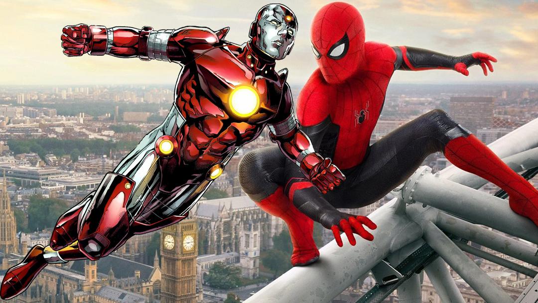 Iron Man, Iron Lad, Spider Man, MCU