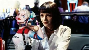 Margot Robbie Pulp Fiction