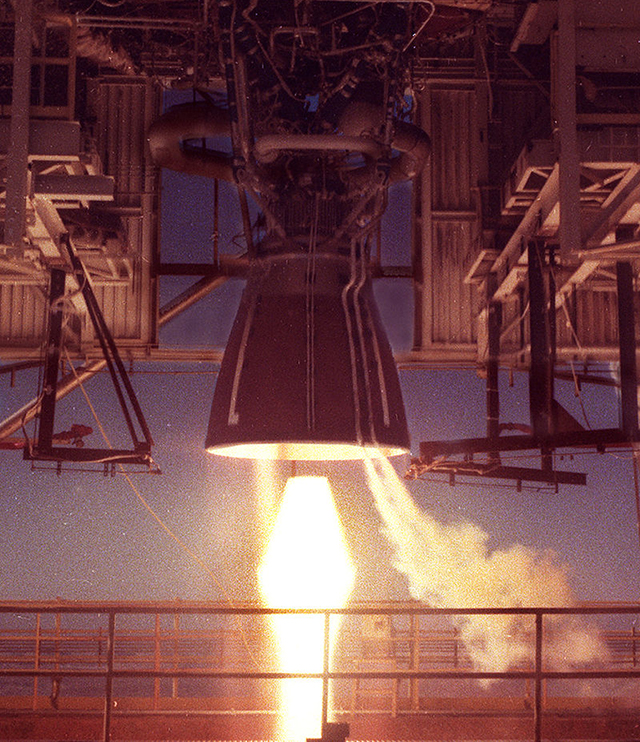 Motor Cohete Espcial