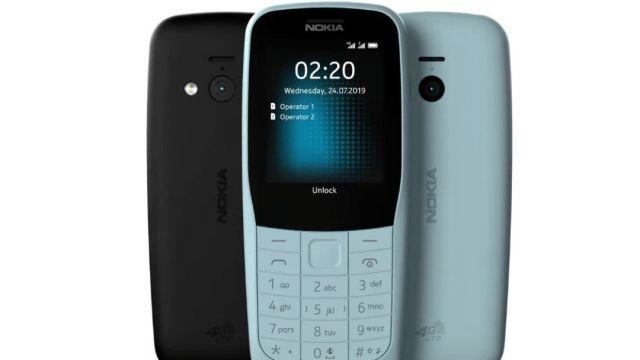 Nokia presenta nuevos teléfonos