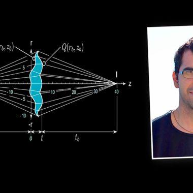 Rafael González, Isaac Newton, Física, Problema