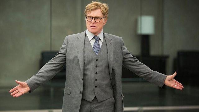 Robert Redford aparecerá en Watchmen