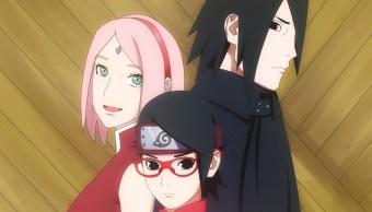 23/07/19 Sasuke, Sakura, Boruto, Naruto 2