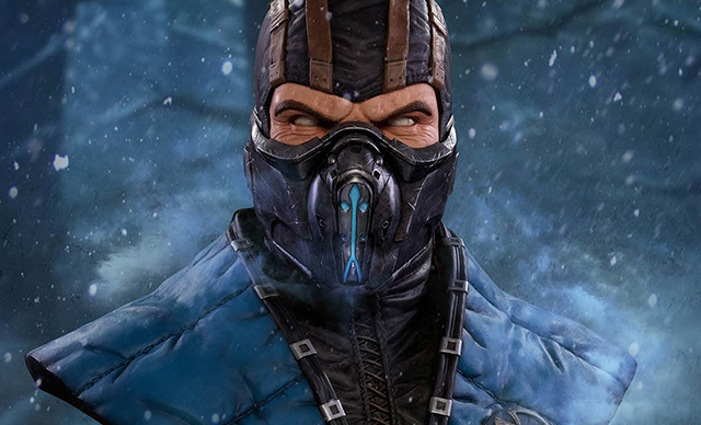 Sub-Zero-Mortal Kombat